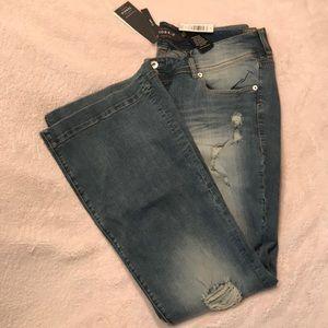 Torrid Flare Fit Jeans